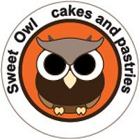 Sweet Owl Cake and Pastry