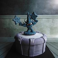 Skylanders cake