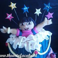 Dora cake by Emine Pazan