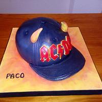 AC/DC CAKE 3D