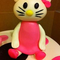 Hello Kitty by Evelyn Vargas