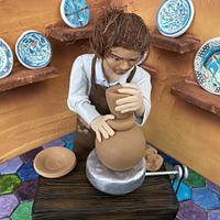 Cool Potter / Art of Pottery- an international cake art collaboration