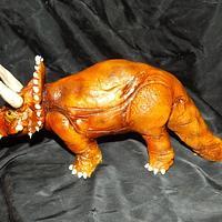 Triceratops - Dinosaur King CHOMP