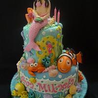 Under the Sea Birthday!