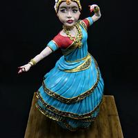 Indian dancer   Indian Culture online competition