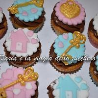 Key minicupcakes