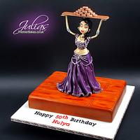 Turkish Belly Dancer Topper