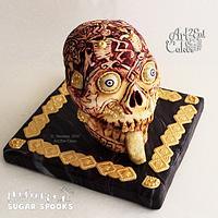 Kapala with Cake Eyes