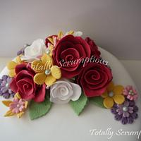 80th Birthday Cakes by Totally Scrumptious
