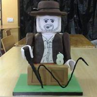 Lego Indiana Jones by nonnynoo