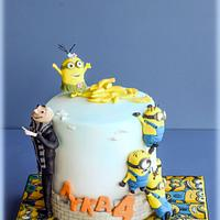 Minions...more is better...