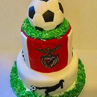 Hubby's Birthday Cake