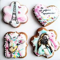 Best friend's cookies