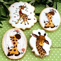 "Dreamland Collaboration  ""Giraffe´s Party at the Zoo"" !"