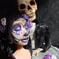 Sugar Skull Bakers 2016 - Wishes