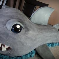 Shark Cake by The Cakery