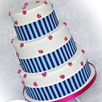 Peggy Porschen Inspired Cake