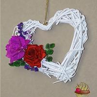 CPC´s Valentines Collaboration - Flower Heart