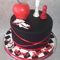 Twilight Cake by Daniela