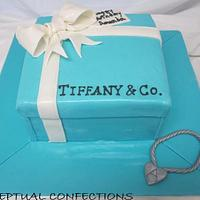 Tiffany Box by Jessica