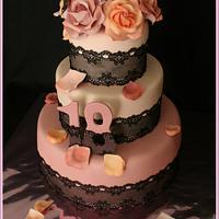 Pink Chic Cake