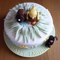 Easter cake by Sharon Todd