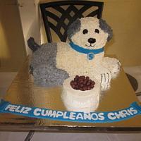 Doggy Cake by Paulina