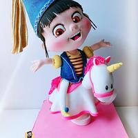 3D cake Agnes