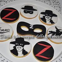 Zorro cookies