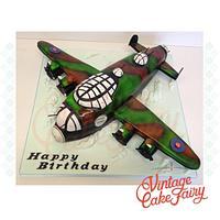 Lancaster Bomber!