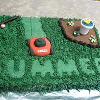 Summer cake by cher45