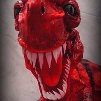 RKT gruesome Dino