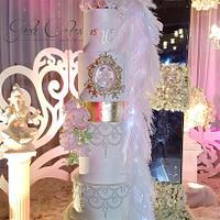 Peacock Ganesha Wedding