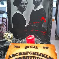Ouija Board Cookie