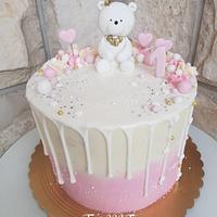 1.bday drip cake