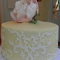 Summer Wedding by Cindy Casper