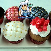 my vintage cupcakes