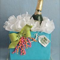 Champagne Gift Bag