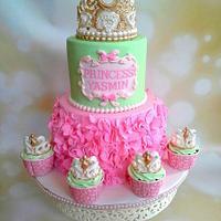Happy Birthday Princess Yasmin