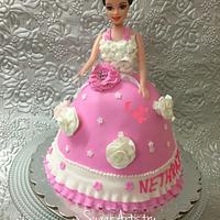 Doll cake