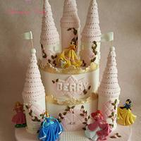 Castle princesses