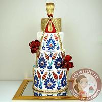 Ottoman Wedding Cake