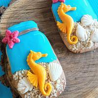 Summer ❤ cookies