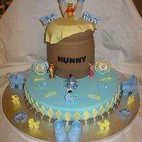 Winnie Pooh Baby Shower