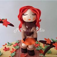 Autumn Cake by Pasticcino Mio