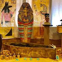 Pharaoh's Tomb  by CreativeCakeKitchen