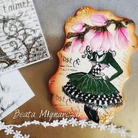 Dama z magnolia