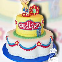 Caillou 2nd birthday
