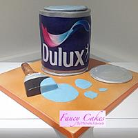 Decorators cake