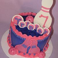 Bowling Cake!